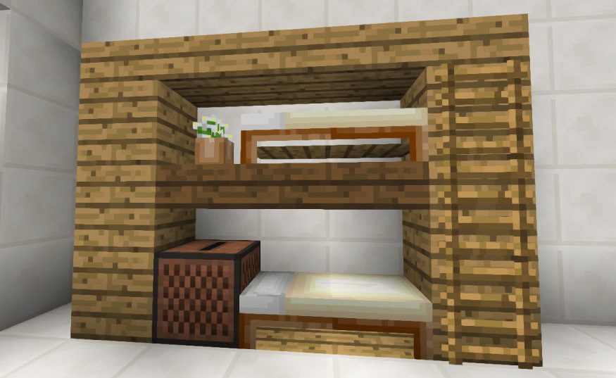 二段ベッド