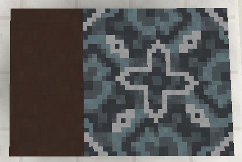 灰色のテラコッタと彩釉テラコッタ