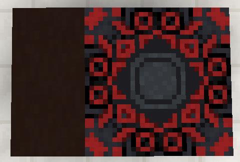黒色のテラコッタと彩釉テラコッタ
