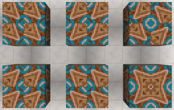 茶色の彩釉テラコッタ