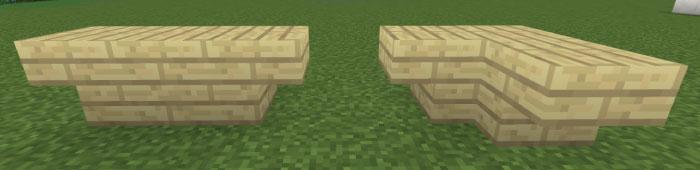 土台の脚の形