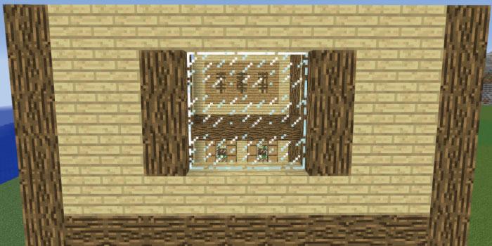 2階の壁を作る(左側側面)