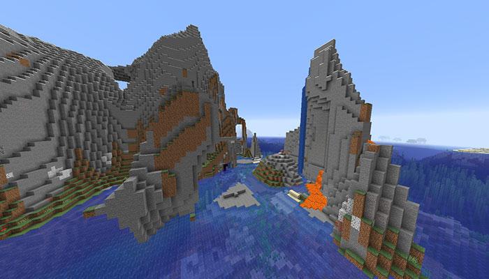 岩礁バイオーム