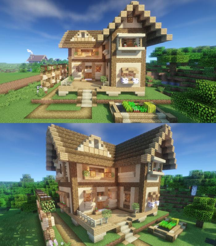 作る家の外装