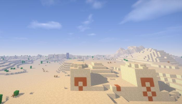 砂漠-Desert