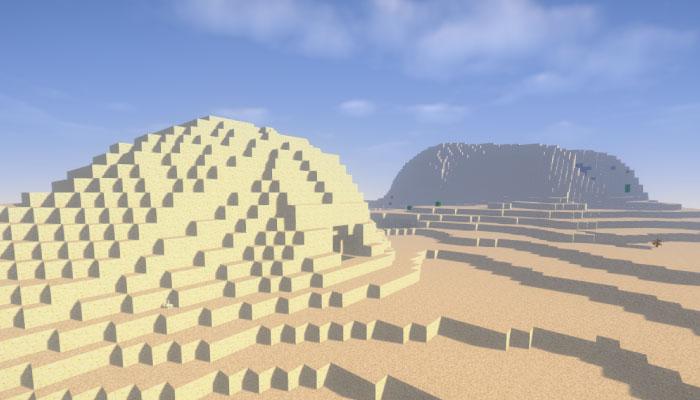 砂漠の丘-DesertHills