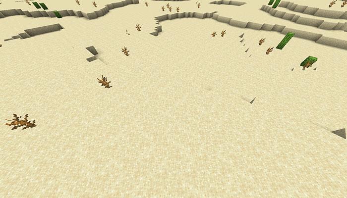 砂漠バイオーム