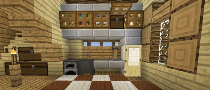 キッチンを作る