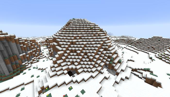 雪山バイオーム