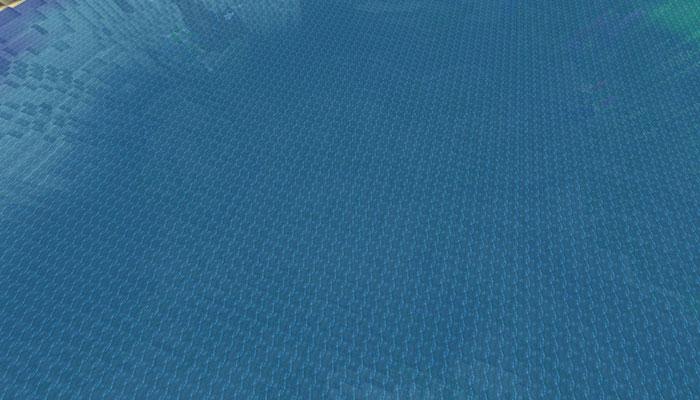 ぬるい深海バイオーム