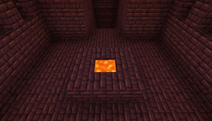 溶岩の井戸