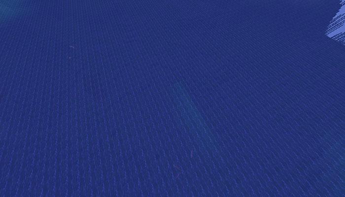 冷たい深海バイオーム
