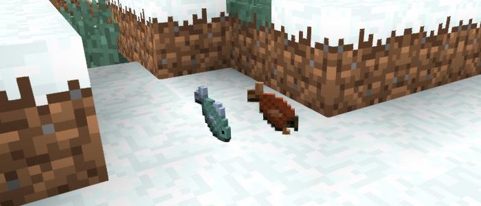シロクマのドロップアイテム