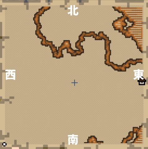 森林探検家の地図の見方