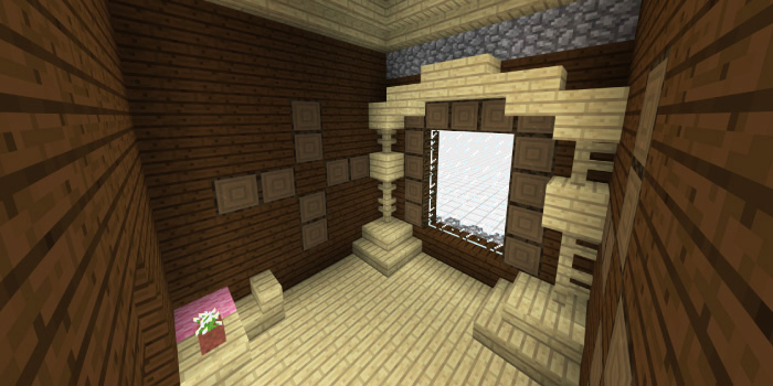 森の洋館「シラカバのアーチの部屋」