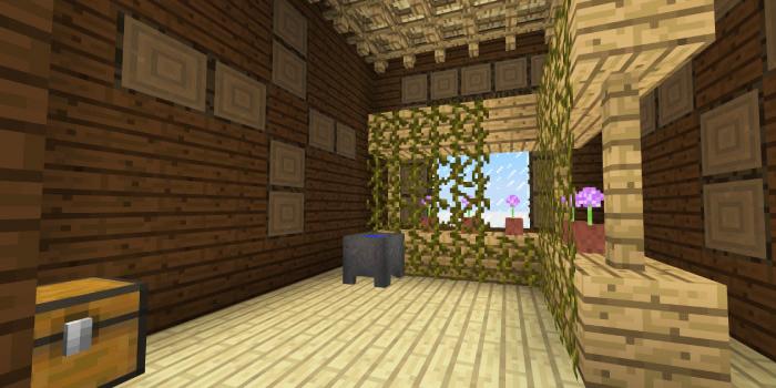 森の洋館「アリウムの部屋」