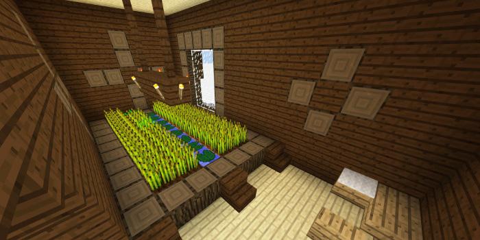 森の洋館「小麦農場」