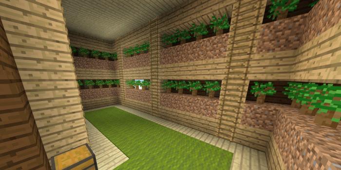 森の洋館「苗木農場の部屋」