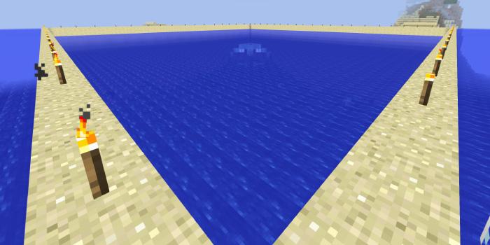 海底神殿の水抜きの手順4