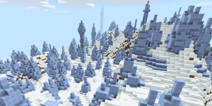 樹氷バイオーム