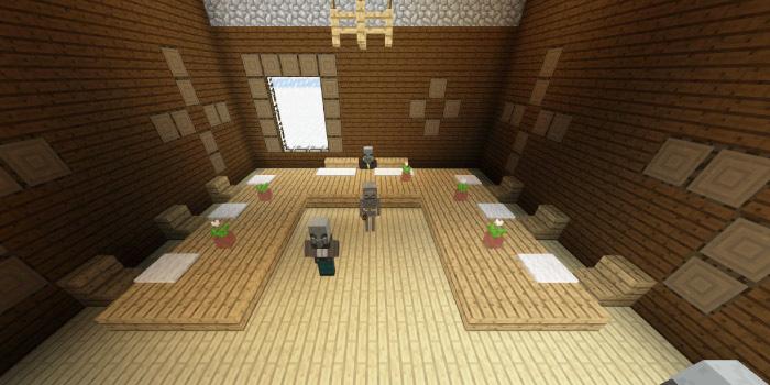 森の洋館「会議室」