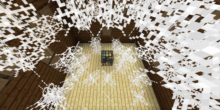 森の洋館「クモスポナーの部屋」