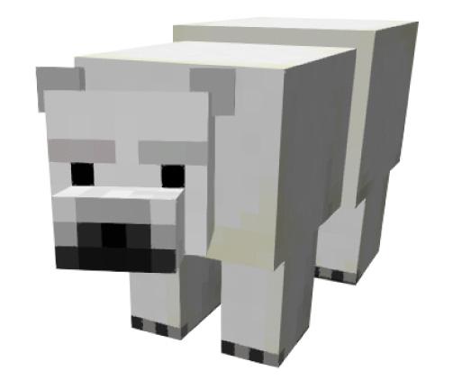 シロクマ(Polar Bear)
