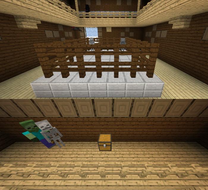 森の洋館「闘技場の部屋」