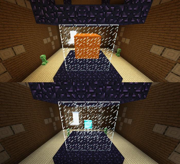 森の洋館「溶岩の部屋」