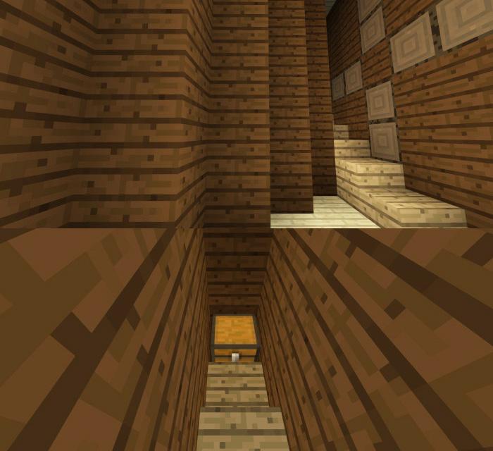 森の洋館「階段の部屋」