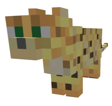 ヤマネコ(Ocelot)