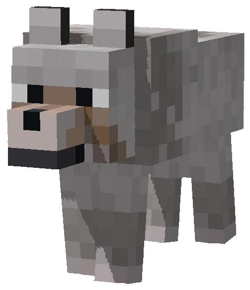 オオカミ(Wolf)
