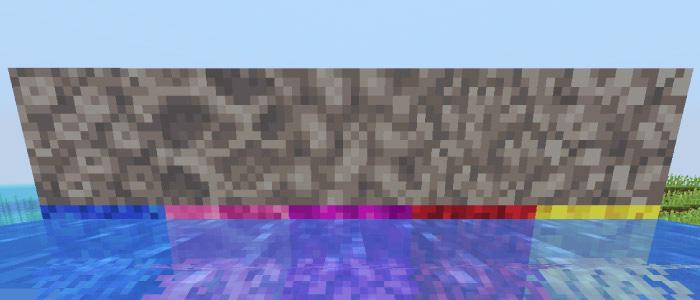 死んだサンゴブロック