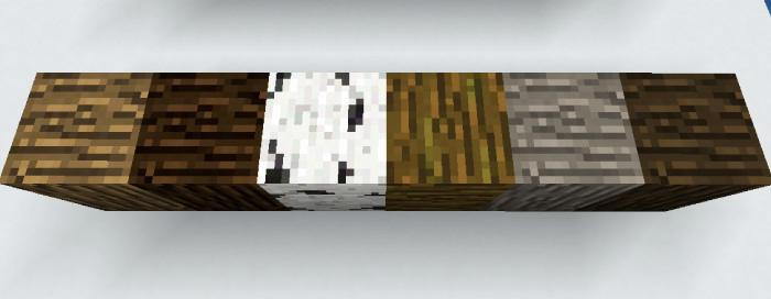 樹皮ブロック