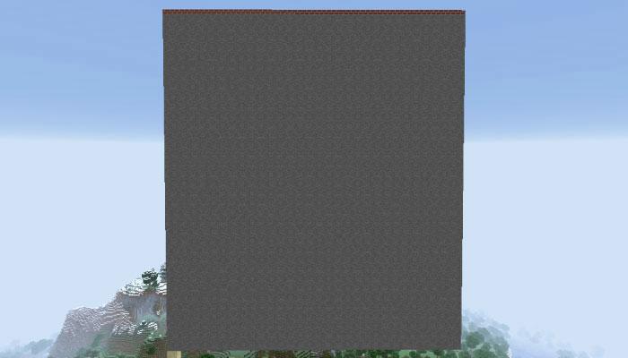 天空ドラウンドTTの壁作り