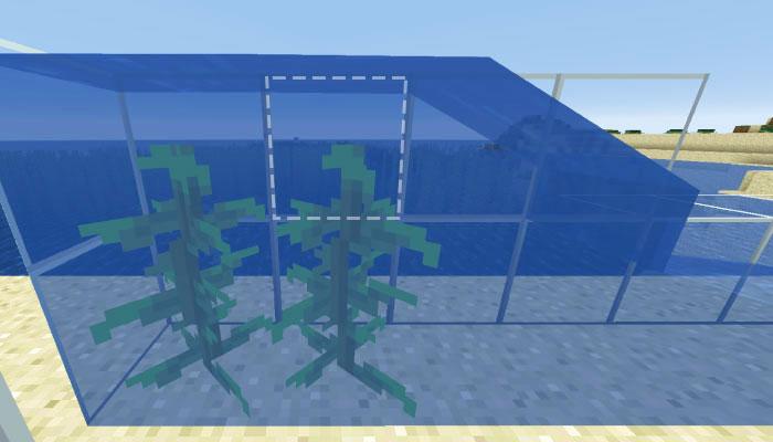 コンブで水流が水源化