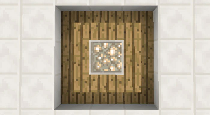 床に埋め込む照明