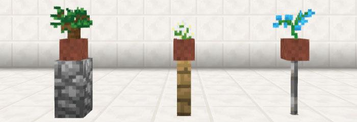スマートな植木鉢