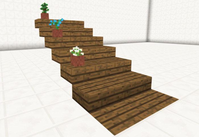 かね折れ階段