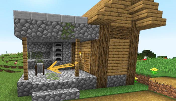 鍛冶屋にある砥石