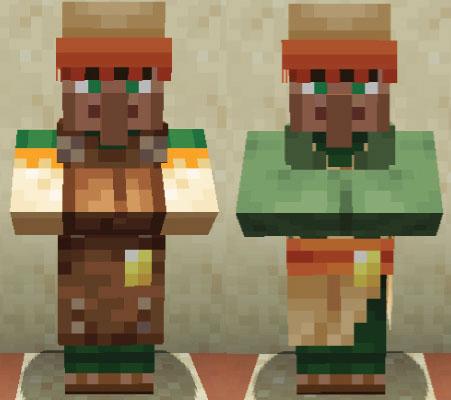 砂漠の村人革細工師と無職