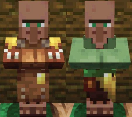 ジャングルの村人革細工師と無職