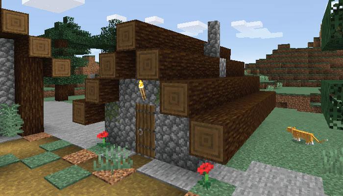 タイガの村の防具鍛冶屋