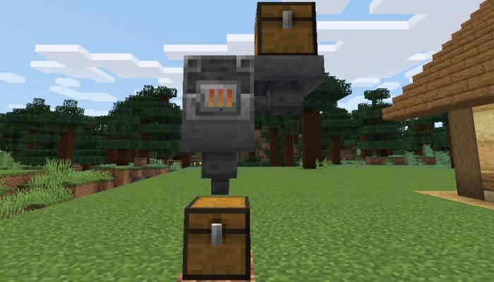 溶鉱炉焼き機