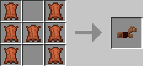 革の馬鎧の作り方