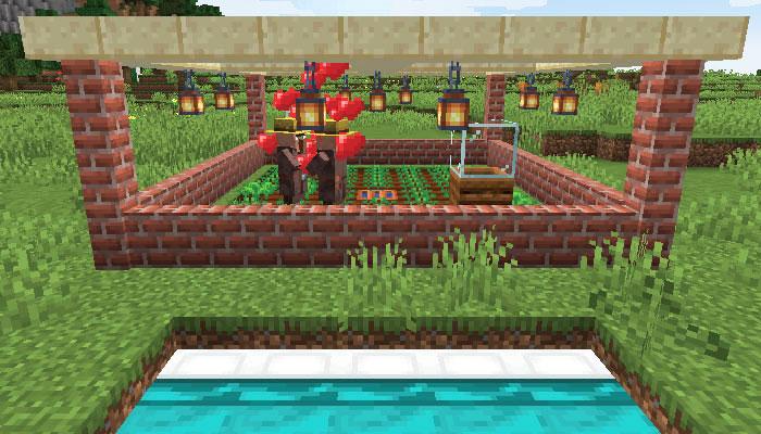 村人増殖農場
