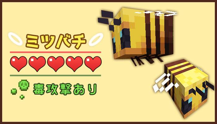 ミツバチが登場