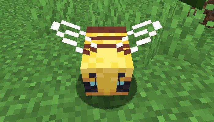 マイン クラフト 蜂の巣