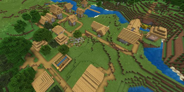 平原の村2つ目