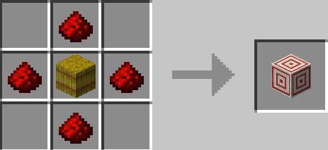 ターゲットブロックのレシピ